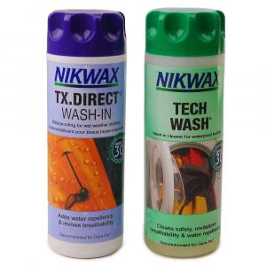 Image of Nikwax Hardshell Care Kit