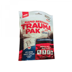 Image of Adventure Medical Kits Rapid Response Trauma Pack with QuikClot