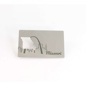 Image of Zootility Tools Missouri Wallet Bottle Opener