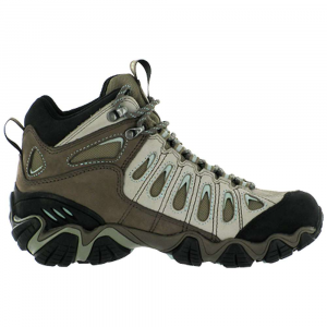 9ed2a869445 Oboz Sawtooth Mid Waterproof Hiking Boot Women's | Backpackers.com