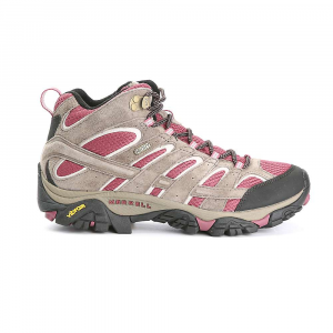 1294bebe196 Merrell Moab 2 Mid Waterproof Hiking Boot Women's | Backpackers.com