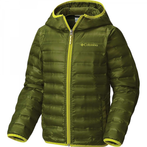 Columbia Youth Flash Forward Dooded Down Jacket