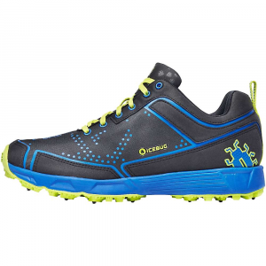 icebug men's dts2 bugrip shoe- Save 35% Off - Features of the Icebug Men's DTS2 BUGrip Shoe Upper: Rip stop Nylon/ Laminated Micro Suede Lining: QuickDry mesh Insock: Ortholite, removable Midsole: Lightweight EVA with ESS stabilizer Outsole: Rubber with BUGrip 19 carbide tip studs