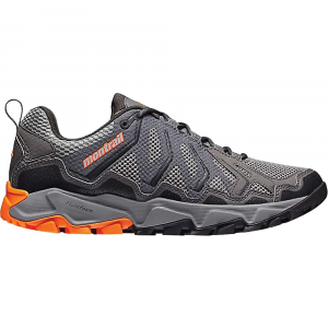 montrail men's trans alps shoe- Save 15% Off - Features of the Montrail Men's Trans ALPS Shoe A mountain running shoe that offers rigidity, support and aggressive traction while providing a smooth Full length FluidFoam Midsole for exceptional cushioning, flexibility and support Patented FluidGuide Integrated full length rubber Outsole with TrailShield Technology for optimal midfoot torsional rigi Seamless Upper construction with welded thermoplastic reinforcement paired with open mesh panels