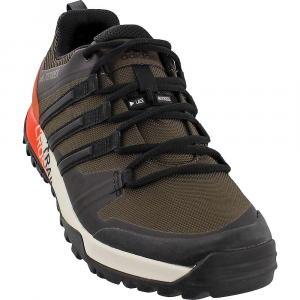 adidas men's terrex trail cross sl shoe- Save 25% Off - Features of the Adidas Men's Terrex Trail Cross SL Shoe Outsole: Stealth rubber for unbeatable grip Upper: High abrasion material for durability and protection Rubber toe cap for protection Midsole: Pro-Moderator for protection and midfoot stability