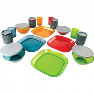 Image of GSI Outdoors Infinity 4 Person Deluxe Tableset