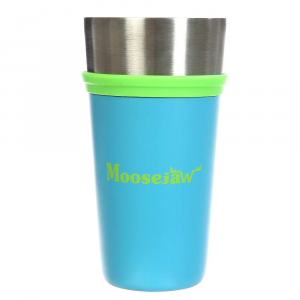 moosejaw avex 20 oz. brew pint cup- Save 16% Off - The Moosejaw Avex 20 oz. Brew Pint Cup is the cup to end all cups. Let the rest of your cups down easy, they?ve been through a lot. This thing comes equipped with a bottle opener on the bottom cause let?s be honest, your key chain is getting a little out of hand. It?s also got a removable silicone ring so you can stop asking everyone ?Is this my drink?? You do that a lotFeatures of the Moosejaw Avex 20 oz. Brew Pint Cup 18/8 vacuum sealed insulated stainless steel no sweat design for absolute drinking perfection Nifty bottle opener built into the bottom of the cup Removable silicone color identifying ring designed to help you keep track of your cup