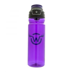 moosejaw avex 25 oz. fearsome critter freeflow water bottle- Save 18% Off - The Moosejaw Avex 25 oz. Fearsome Critter FreeFlow Water Bottle is a bottle for drinking out of. Whether your feet Are taking you to work, off on the trail, over to the gym or just bummin' around town, this 100% BPA-free hydration container will be happy to be by your side. The AUTOSEAL(R) button up at the top isn't just about easy sippin' of cool, clean water. It's about preventing spills and leaks, when sitting on your desk or tucked away in your messenger bag. Use the carry handle to skip over to the water fountain and fill 'er up while enjoying the best office conversation around town. Features of the Moosejaw Avex 25 oz. Fearsome Critter FreeFlow Water Bottle AUTOSEAL? button operated lid automatically seals between sips to eliminate spills and leaks Patented cross-bolt lock prevents the AUTOSEAL? button from accidentally being pushed for safe transport Drop Down lid feature for easy cleaning Protective spout cover to keep out dirt and germs Bolted carrying handle High flow rate spout Interchangeable components Top-rack dishwasher safe 100% BPA-free
