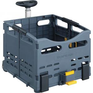 Image of Topeak TrolleyTote Folding MTX Rear Basket