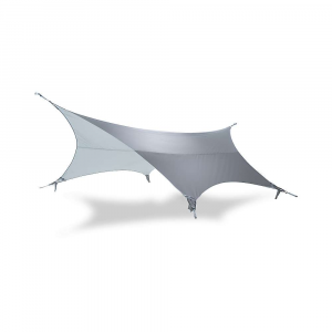 kammok glider weather relief shelter- Save 30% Off - Features of the Kammok Glider Weather Relief Shelter The first portable hammock shelter to feature a fully integrated rainwater retention system The proprietary Amphibiskin? fabric keeps the adventurer protected from blistering heat, rain or Snow 10 reinforced tie-out points Telescoping pole grommets Removable debris filters