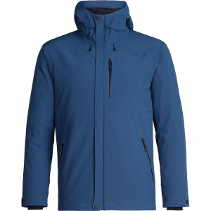 Icebreaker Men's Stratus Transcend Hooded Jacket