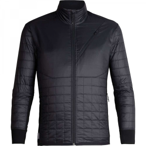 Icebreaker Men's Helix LS Zip Jacket