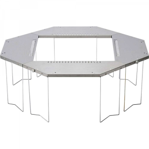 Snow Peak Jikaro Fire Ring Table