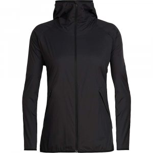 Icebreaker Women's Coriolis II Hooded Windbreaker Jacket