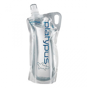 platypus plusbottle- Save 23% Off - On Sale. Platypus PlusBottle The SPECS Volume: 34 oz / 1.0 liter Dimension: 6 x 11.5in. / 15.5 x 30 cm Cap: Closure, Push-Pull