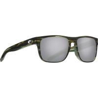 Costa Del Mar Spearo Sunglass - One Size - Grey Silver Mirror 580G