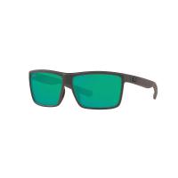 Costa Del Mar Men's Rinconcito Sunglasses - One Size - Green Mirror 580P