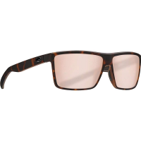 Costa Del Mar Men's Rinconcito Sunglasses - One Size - Copper 580P