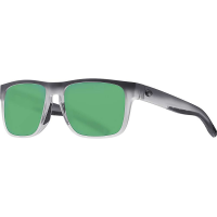 Costa Del Mar Spearo Sunglass - One Size - Ocearch Matte Fog Gray/Green Mirror 580G