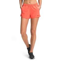 The North Face Women's Wander 3 Inch Short - XS - Emberglow Orange