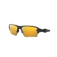 Oakley Flak 2.0 XL Polarized Sunglasses - One Size - Midnight Polished Black / Prizm 24K Polarized