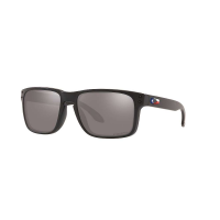 Oakley Holbrook Polarized Sunglasses - One Size - TX Matte Black / Prizm Black