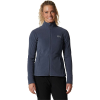 Mountain Hardwear Women's MicroChill 2.0 Jacket - Small - Blue Slate