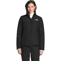 The North Face Women's Mossbud Insulated Reversible Jacket - XXL - TNF Black