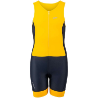 Louis Garneau Juniors' Comp 2 Suit - XL - Gold Fusion