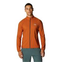 Mountain Hardwear Men's Kor Preshell Jacket - Medium - Bright Copper