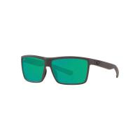 Costa Del Mar Men's Rinconcito Sunglasses - One Size - Green Mirror 580G