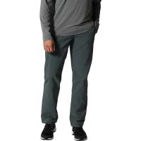 Mountain Hardwear Men's Basin Trek Pant - 42 - Black Spruce