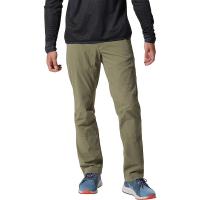 Mountain Hardwear Men's Basin Trek Pant - 42 - Stone Green