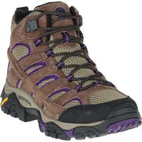 Merrell Women's MOAB 2 Vent Mid Boot - 5.5 - Braken / Purple