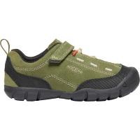KEEN Youth Jasper II Shoe - 5 - Capulet Olive / Black