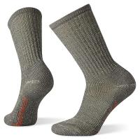Smartwool Women's Classic Hike Light Cushion Crew Sock - Small - Medium Grey