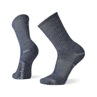 Smartwool Men's Classic Hike Light Cushion Crew Sock - Medium - Alpine Blue