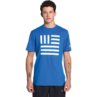 The North Face Men's IC 1 SS Tee - XL - Hero Blue