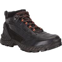 Ecco Women's Exohike High Shoe - 40 - Black/Black