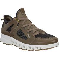 Ecco Men's Omni-Vent Air Shoe - 45 - Tarmac/Black/Sulphur