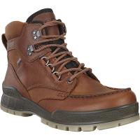 Ecco Men's Track 25 High Boot - 46 - Bison/Bison