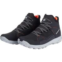 Mammut Men's Saentis Pro Waterproof Shoe - 9 - Black/Vibrant Orange