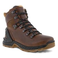 Ecco Women's Exohike Retro Hiker Boot - 38 - Cocoa Brown