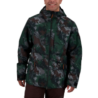 Obermeyer Men's Chandler Shell Jacket - Large - In The Trees