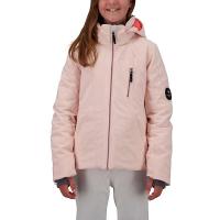 Obermeyer Teen Girl's Rayla Jacket - Medium - Pink Sand