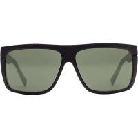 Electric Black Top Polarized Sunglasses - One Size - Matte Black / Ohm Polarized Grey