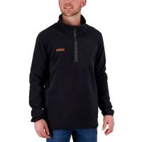 Obermeyer Men's Boulder Fleece Top - Medium - Black