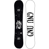 GNU Men's Riders Choice Snowboard