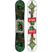 GNU Men's Finest Snowboard