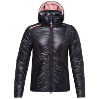 Rossignol Women's Verglas Hooded Jacket - Large - Black